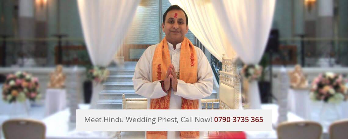 Hindu Wedding Priest Ketul Joshi